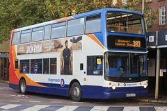 Stagecoach Manchester Alexander ALX400 Dennis Trident 18413 AE06 GZK (josh83680) Tags: 18413 ae06gzk ae06 gzk dennistrident dennis trident alexander alx400 alexanderalx400 alx 400 stagecoachmanchester stagecoach manchester