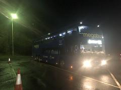 Photo of megabus �Our Kid� YX69 LCG - 50408 Volvo B11R Plaxton Elite i