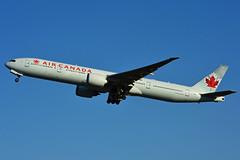 C-FNNU (Air Canada) (Steelhead 2010) Tags: aircanada boeing b777 b777300er yul creg cfnnu