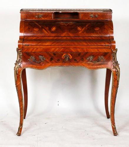 Fine Italian burl inlayed lady's writing desk ($532.00)
