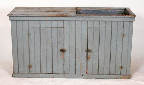 Painted Country Dry Sink ($504.00)