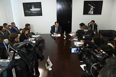 Entrevistas Diversas (Senado Federal) Tags: entrevista senadoreduardobragamdbam microfone tvglobo tvsenado celular cã¢mara brasãlia df brasil câmara