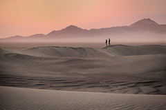 Désert de Fahraj - Iran (akcfoto) Tags: iran yazd desert sunrise abigfave