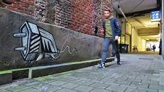 Feo Flip / Veldstraat - 5 nov 2019 (Ferdinand 'Ferre' Feys) Tags: gent ghent gand belgium belgique belgië streetart artdelarue graffitiart graffiti graff urbanart urbanarte arteurbano ferdinandfeys feoflip
