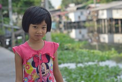 minnie mouse girl (the foreign photographer - ฝรั่งถ่) Tags: mouse girl dress khlong lard phrao portraits bangkhen bangkok thailand nikon d3200 minnie