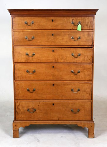 New England 6 Drawer High Chest ($560.00)