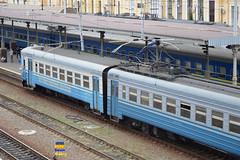 ER2-308 (Кевін Бієтри) Tags: er2308 er er2 uz ukrzalyznytsia ukrzaliznytsia ua ukraine ukraïna train zug treno trench sex sexy d3200 d32 d32d nikond3200 nikon kharkiv kharkov kharkivtrainstation kharkivpass spotterbietry kb