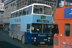 Dunstan (Bluebird), Middleton 56 (EKA 156Y) (SelmerOrSelnec) Tags: dunstan bluebird middleton mcw metrobus alexander eka156y manchester piccadilly merseysidepte bus rtype