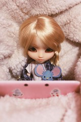bee (hauntiing) Tags: pullip doll toy melody mymelody pullipmymelody