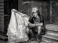 S.W.A.T !!! (Alfy's) Tags: streetphotography streetphotographybw streetpics streetphotographer streetzen monochrome candid candideyecontact cairo egypt
