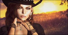Country Girl (https://adultindustries.blogspot.com/) Tags: lelutka maitreya session stealthic izzie´s meva belleevent diversion portrait face headshot closeup countrygirl adultindustries trishhendes secondlife blog blogger fashion jewelry