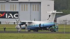 usaf dornier c-146a wolfhound 10-3026 at shannon 24/6/19. (FQ350BB (brian buckley)) Tags: usaf dornier c146a wolfhound 103026 einn