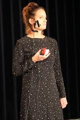 Cathy van Eck 7503-5_6266 (Co Broerse) Tags: music composed contemporary november den bosch shertogenbosch kunstmuziekroute cobroerse cathy van eck composer dutch electronics bij katrien bank leening in paradisum