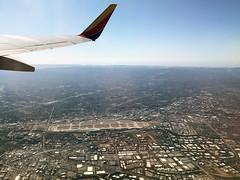 Mineta San Jose International Airport (Ian E. Abbott) Tags: minetasanjoseinternationalairport sanjose airport ksjc sjc siliconvalley aerials windowseat