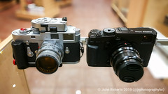 Switch to FujiFilm from M4/3 (JRPhotographyBC) Tags: