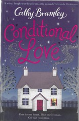 """BOOK 39 (Owlet2007) Tags: conditional love cathy bramley mysterious benefactor inheritance past truths 25 book challenge"""""""