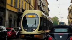 Sirietto 7601 sulla linea 9 diretto a Centrale FS (Gi@nni B.) Tags: atm atmmilano tramdimilano tramsirietto milano milan