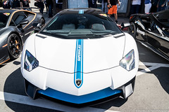 Lamborghini Aventador LP750-4 (Hunter J. G. Frim Photography) Tags: supercar hypercar car week 2019 monterey carmel carweek exotics broadway lamborghini aventador sv lp7504 v12 awd wing white carbon italian coupe lamborghiniaventador lamborghiniaventadorsv lamborghiniaventadorsvlp7504