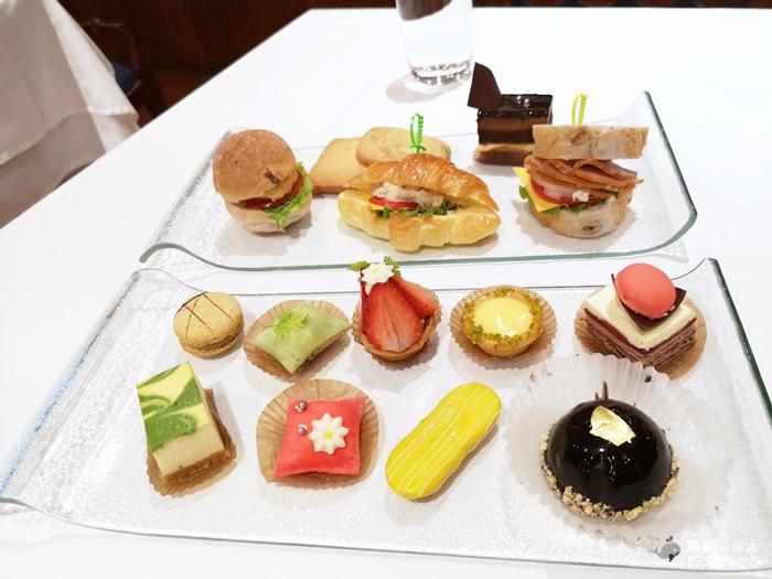 【台北中山】華國牛排館 高級飯店的超值雙人午茶 只要680元 @魚樂分享誌