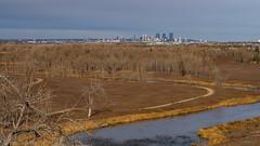 City (kensparksphoto) Tags: calgary city fishcreekprovincialpark bowriver skyline