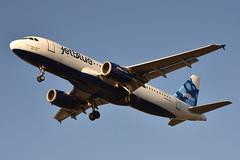 Jet Blue A320 N629JB at LAX (Ian E. Abbott) Tags: airbus a320232 a320200 a320 jetblue n629jb 2580 losangelesinternationalairport losangeles klax lax