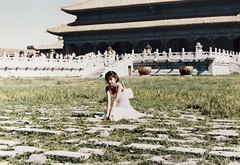Young Mei, Forbidden City, Beijing China (Chris-Creations) Tags: mei portrait people pretty chinese asian girl feminine femme fille sweet cute lovely beautiful