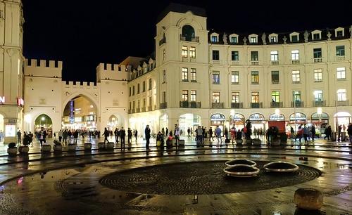 Munich - Karlsplatz (Stachus)