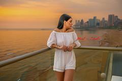 Sunset (Paul Saad) Tags: woman pretty beautiful nikon d850 lebanon portrait girl people brunette model women lights models indoor