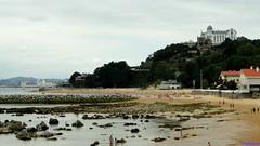 Santander (santiagolopezpastor) Tags: playa beach landscape water sea mar espagne españa spain castilla cantabria