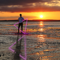 Neon Glow (hfaulkner18) Tags: sunset nature photography sky travel ig beach landscape love sun photooftheday sunrise sea naturephotography clouds sunsets beautiful instagood picoftheday summer photo travelphotography instagram like pics autumn landscapephoto photoshop neon neonglow