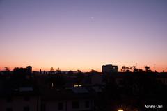 _DSC5882 (Adriano Clari) Tags: alba sunrise mattina morning colori colours rosso red adriano clari