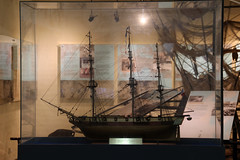 Jervis Bay Maritime Museum (RossCunningham183) Tags: jervisbaymaritimemuseum jervisbay maritime museum maritimemuseum huskisson modelship corvette lastrolabe