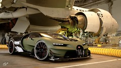 Bugatti VGT (chumako@bellsouth.net) Tags: cars gaming scapes granturismo polyphony ps4pro ps4 playstation gtsport vgt bugatti