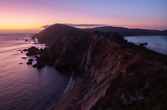 Northern California Sunset (jbrad1134) Tags: sunset sea ocean pacific point reyes california marin county san francisco travel beauty landscape colorful scenery nature elephant seal fuji fujifilm xt3