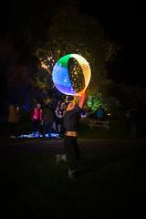 Glenfaloch Night Garden (paulphotographe) Tags: dunedin nz evening light night colour