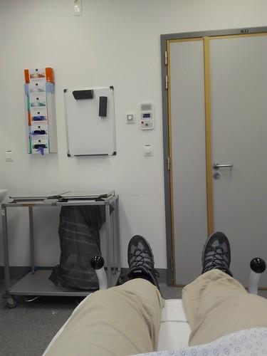 A nouveau à l'hôpital Hospital again