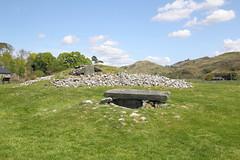 Nether Largie South Cairn (D R Swift) Tags: prehistoric cairn neolithic netherlargiesouthcairn kilmartinglen kilmartin argyle scotland