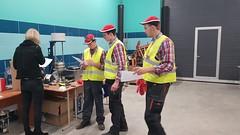 Nozaru konkurss ceļa būvē (Valsts izglītības attīstības aģentūra) Tags: skillslatvia nozaru konkurss ceļu būve nozares profesionāļi daugavpils būvniecības tehnikums jaunie
