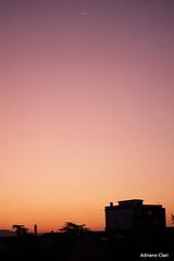 _DSC5883 (Adriano Clari) Tags: alba sunrise mattina morning colori colours rosso red adriano clari