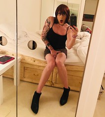 BOO tgirl #tgurl #crossdresser #crossdressing #xdresser #xdressing #CD #sissy #femboy #trap #cute #girly #selfie #trans #MTF #boy2girl #girlz #gurlz #sassy #sissy #crossdresserselfie #gay #lgbtq #brighton #tattoos #tgirlselfie (thepnfactory) Tags: tgurl crossdresser crossdressing xdresser xdressing cd sissy femboy trap cute girly selfie trans mtf boy2girl girlz gurlz sassy crossdresserselfie gay lgbtq brighton tattoos tgirlselfie