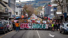 Climate Strikes (paulphotographe) Tags: dunedin nz climate strike