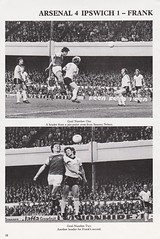 Arsenal vs Everton - 1978 - Page 10 (The Sky Strikers) Tags: arsenal everton football league division one highbury official programme 20p