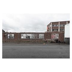 No Parking (John Pettigrew) Tags: lines tamron d750 nikon decay industrial mundane abandoned imanoot banal derelict walls ordinary demolition yarmouth urban tyres great johnpettigrew angles