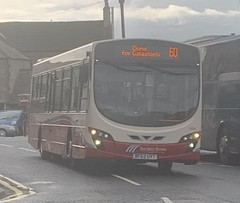 Borders Buses 11229 BF62 UYT (06/11/2019) (CYule Buses) Tags: service60 bordersbuses wcm westcoastmotors volvobus volvo b7rle volvob7rle wrighteclipseurban2 bf62uyt 11229