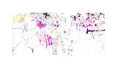 Arches Huile Emaki 201910-11 (mayakonakamura) Tags: mayuotsuka mayakonakamura twopersonshow cafegallerymusee kanazawa ishikawa contemporaryart mayako nakamura glass painting taleofautumnsongofwinter exhibition groupshow archeshuile archesemaki