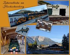 Salamander / Salamanders (ursula.valtiner) Tags: lokomotive locomotive rackrailway zahnradbahn salamander puchberg schneeberg hochschneeberg niederösterreich loweraustria austria autriche österreich