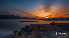 The Sunsets Over Loch Shin (pboolkah) Tags: lairg scotland unitedkingdom canon canon5d canon5dmkiv landscape sunset water lake soe