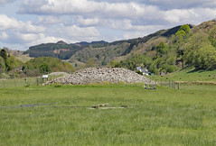Nether Largie North Cairn (D R Swift) Tags: neolithic bronze age cairn burialmound prehistoric kilmartin argyle scotland netherlargienorthcairn