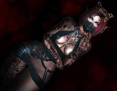 №.201 (Rikkulicious) Tags: catwa maitreya exile elemental levenink astralia cerberusxing oushk idealia zombie suicide
