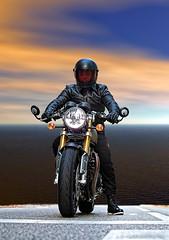 Triumph-RS (driver Photographer) Tags: 摩托车,皮革,川崎,雅马哈,杜卡迪,本田,艾普瑞利亚,铃木, オートバイ、革、川崎、ヤマハ、ドゥカティ、ホンダ、アプリリア、スズキ、 aprilia cagiva honda kawasaki husqvarna ktm simson suzuki yamaha ducati daytona buell motoguzzi triumph bmw driver motorcycle leathers dainese motorrad